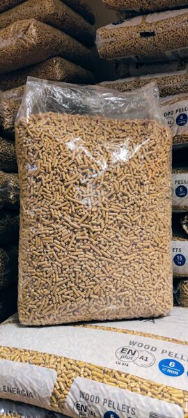 Latgranula granulas, 6mm