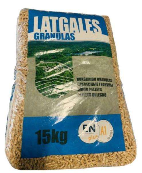 Latgales granulas, 6mm