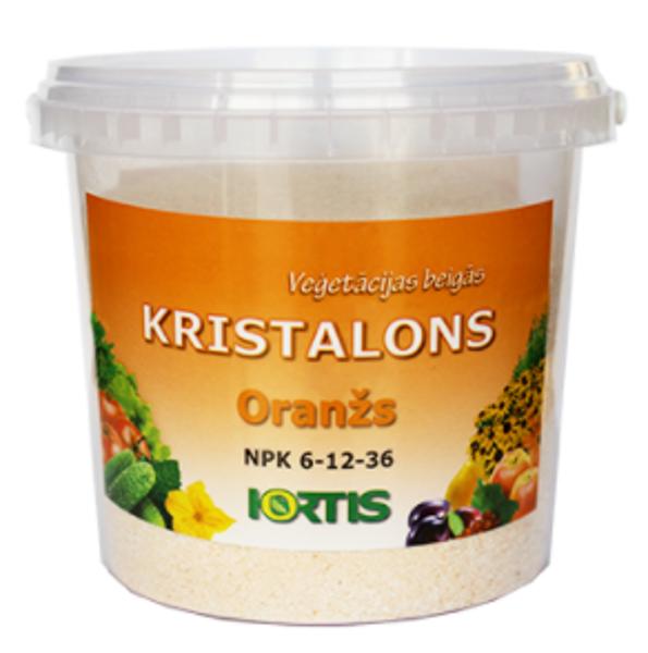 Kristalons ORANŽS 1kg
