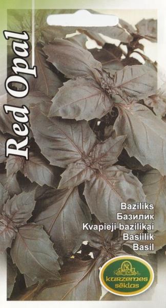 Baziliks Red Opal