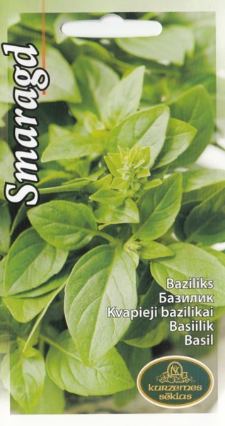 Baziliks Smaragd