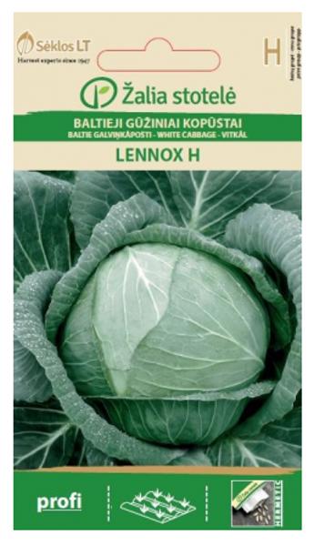 Baltie galviņkāposti LENNOX H 0,1g
