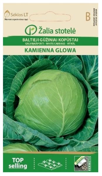 Baltie galviņkāposti KAMIENNA GLOWA 3g