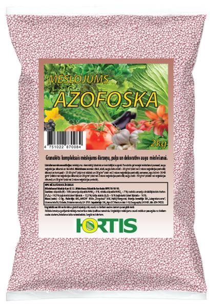 HORTIS Azofoska 2 kg