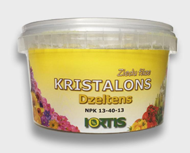 Kristalons Dzeltens 300g