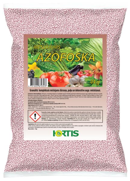 HORTIS Azofoska 4 kg
