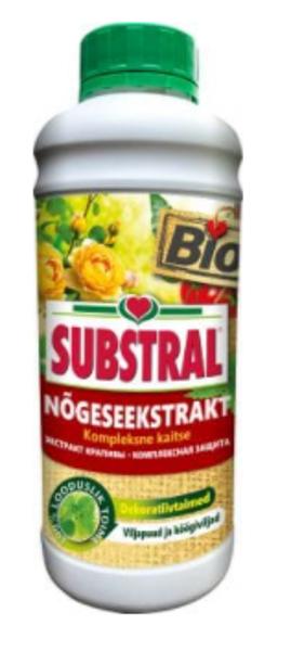Nātru ekstrakts 100% Substral, 1 L