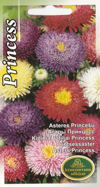Asteres Princešu jauktas
