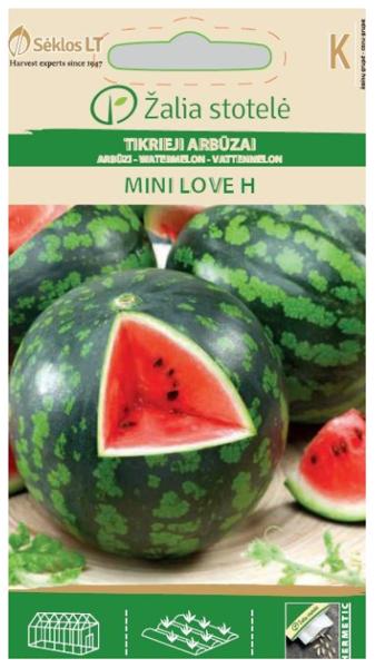 Arbūzi Mini LOVE H 5s