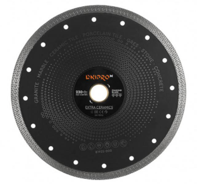 Dimanta griezējdisks 230/25.4/2mm DNIPRO-M