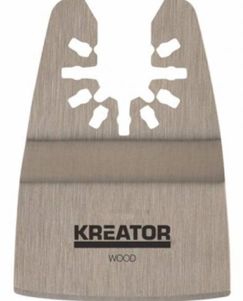 Multi instrumenta skrāpja asmenis 52mm kokam Kreator