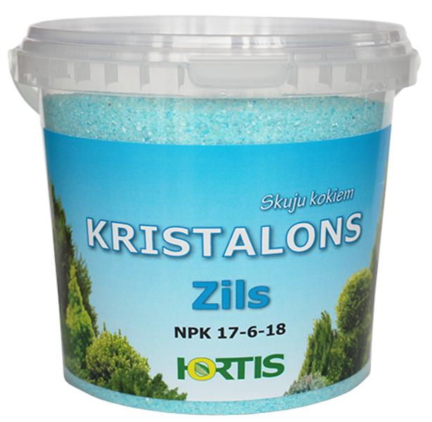 Kristalons Zils 1kg