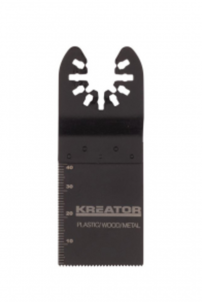 Multi instrumenta zāģēšanas asmenis 34mm metālam Kreator