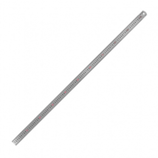 Lineāls 1000mm, nerūs. tērauds DNIPRO-M