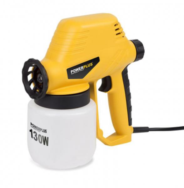 Krāsas smidzinātājs 130W 0.8L POWX351 POWERPLUS X