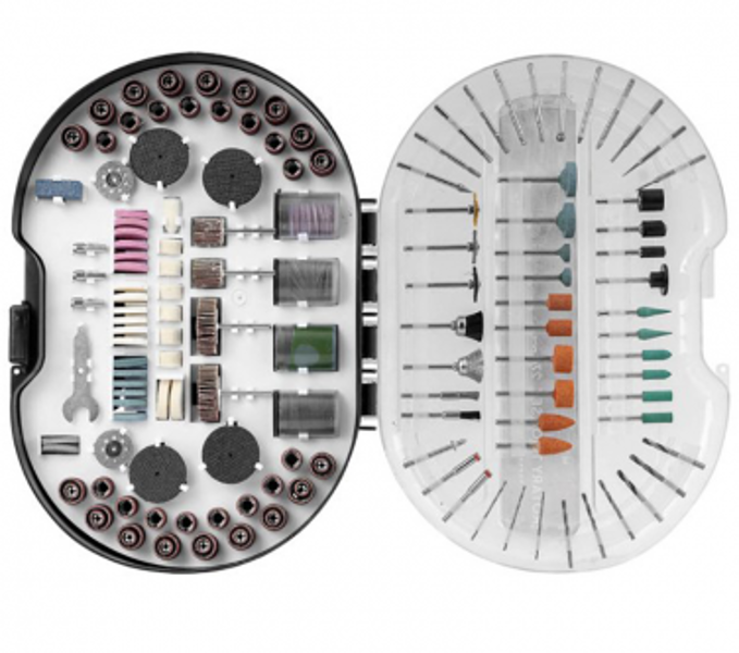 Piederumi rotācijas instrumentam (276gab.) 49933000 DNIPRO-M