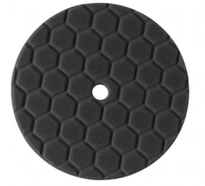 Pulēšanas PU disks Ultra Ø150 x 25mm melns DNIPRO-M