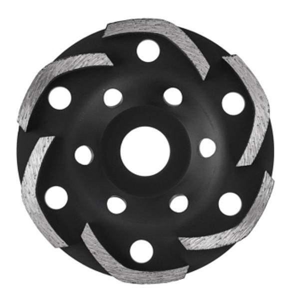 Dimanta slīpdisks Ultra 115x22.23mm DNIPRO-M