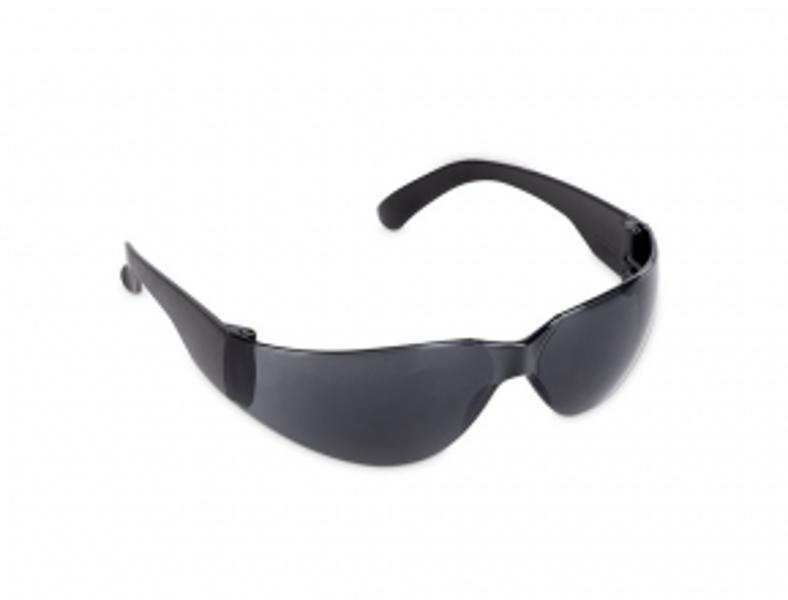 Aizsargbrilles ar melnu stiklu, melns rāmis Kreator