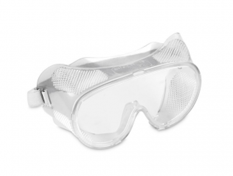 Aizsargbrilles ar caurspīdīgu stiklu PVC Kreator