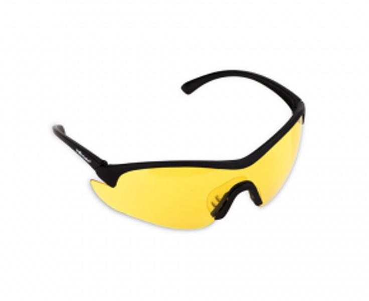 Aizsargbrilles ar dzelteniem stikliem Kreator
