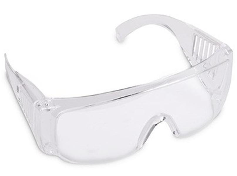 Aizsargbrilles ar caurspīdīgu polikarbonāta stiklu Kreator