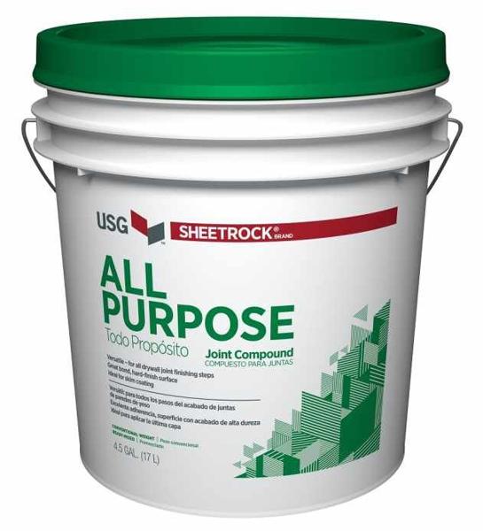 USG SHEETROCK All Purpose 28kg (zaļa)