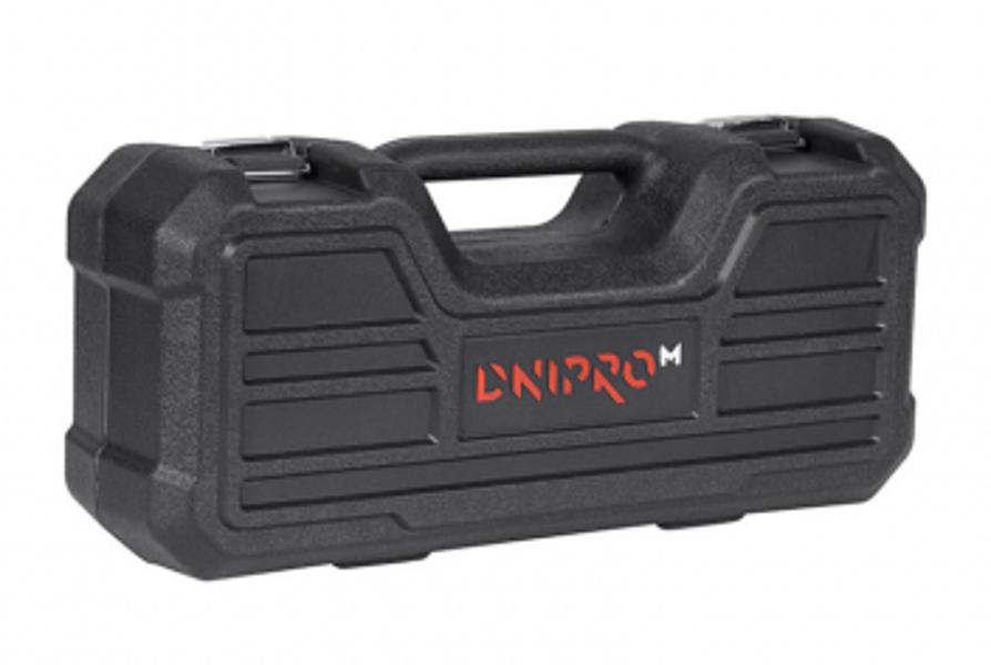 Koferis leņķa slīpmašīnai BP-12G 82398000 DNIPRO-M