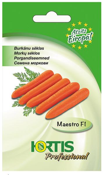 Burkāni Maestro F1 1g