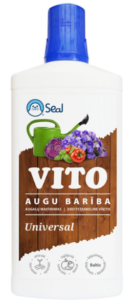 Augu barība Universal VITO, 500 ml