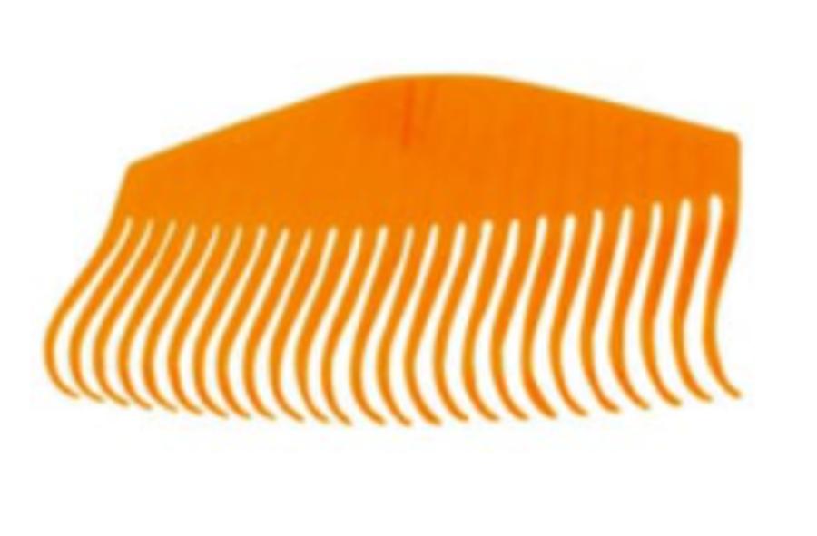Lapu grābeklis bez kāta, 51 cm