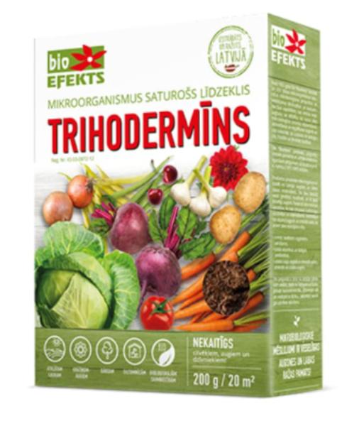 Trihodermīns mitrais, 200 g