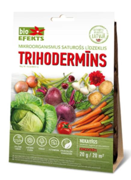 Trihodermīns (sausais), 20 g
