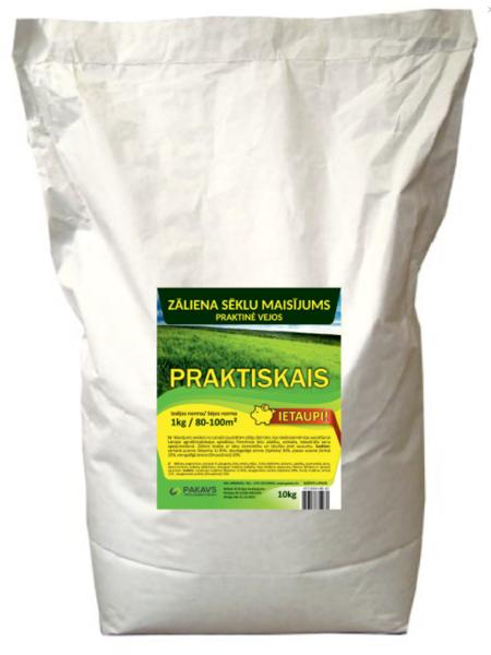 Zāliena sēklu maisījums Praktiskais, 10 kg