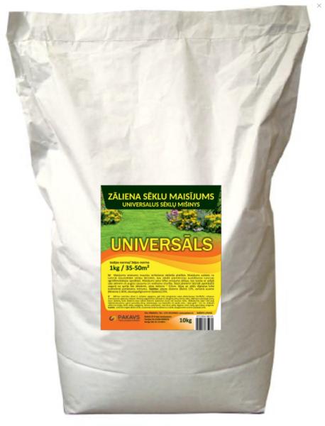 Zāliena sēklu maisījums Universāls, 10 kg