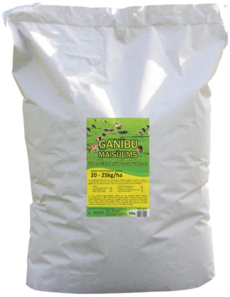 Zāliena maisījums ganībām, 10 kg