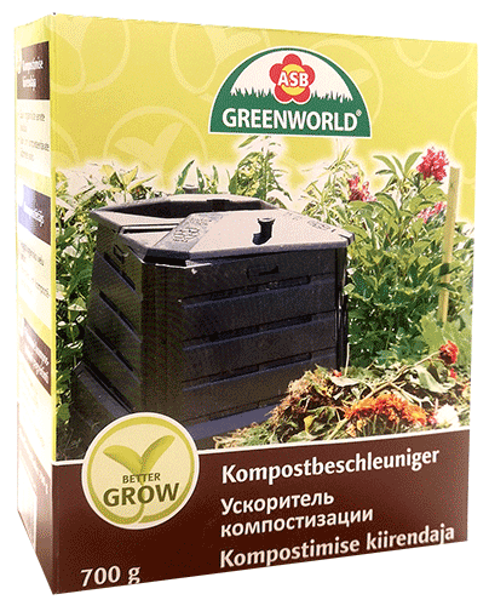 Kompostētājs 0.7 kg