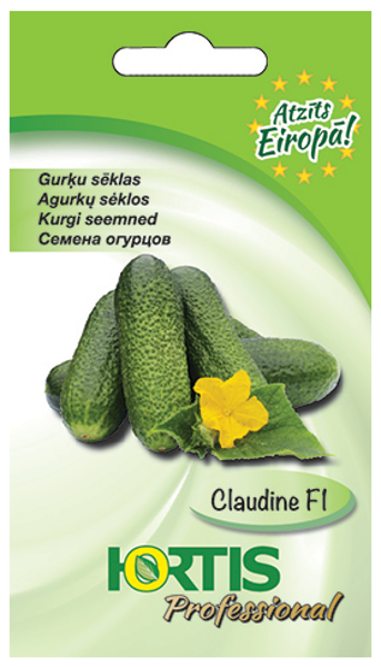 Gurķi Claudine 10s