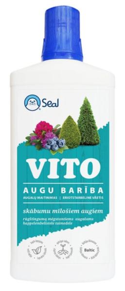 Augu barība Skābumu mīlošiem augiem VITO, 500 ml