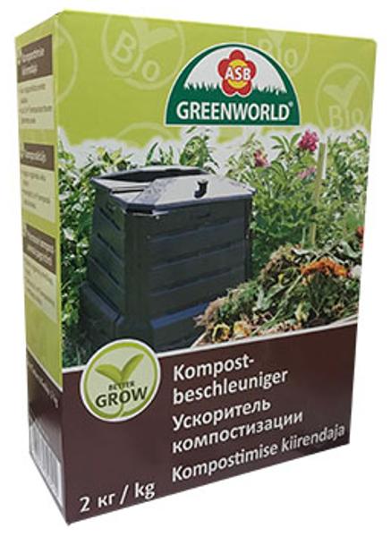 Kompostētājs 2kg
