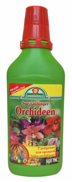 Mēslojums orhidejām 500ml