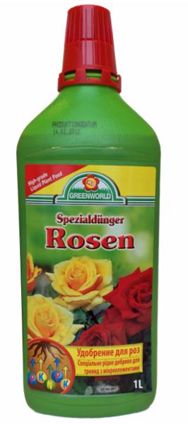Mēslojums rozēm 1L