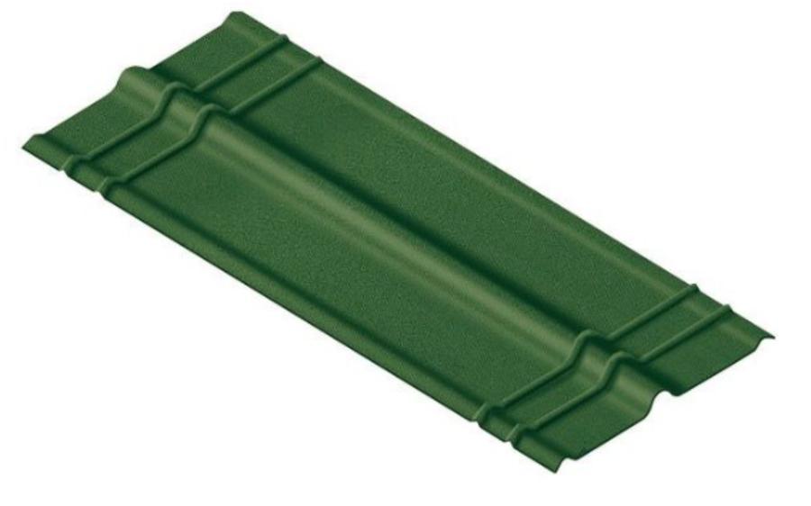 Kore onduline ridge classic zaļš pg0106p (cena par gab.)