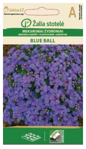 Agerāti Meksikas BLUE BALL 0.1g