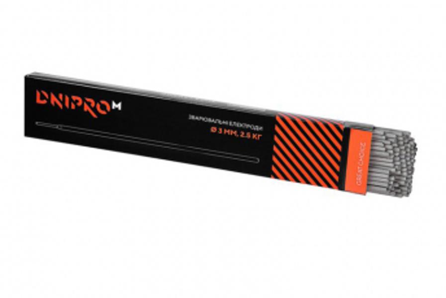 Elektrodi 3mm 2.5kg 81282003 DNIPRO-M