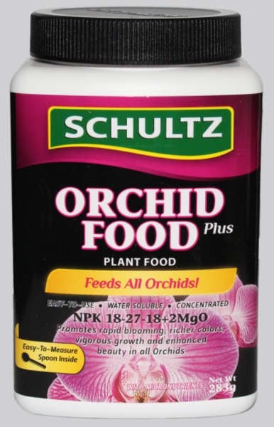 Mēslojums orhidejām 283 g