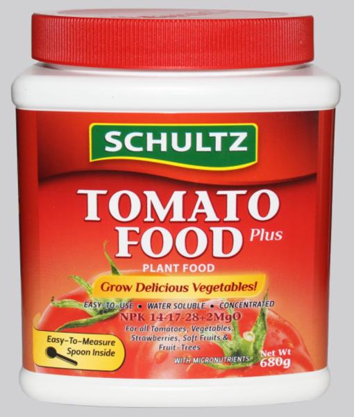 Mēslojums tomātiem 680 g