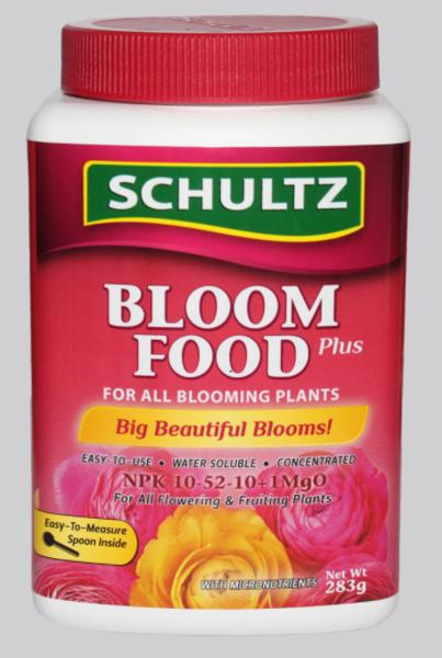 Mēslojums ziedošiem augiem 283 g