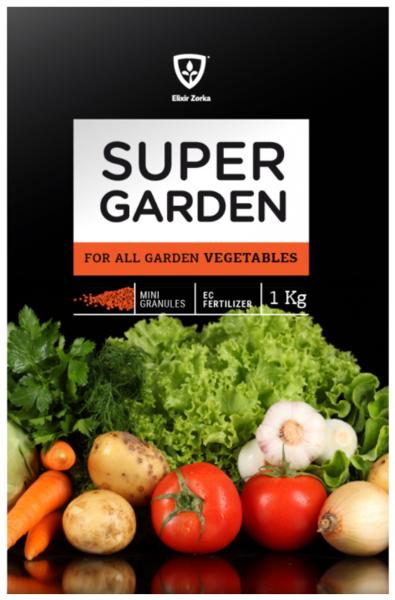 SG mēslojums dārzeņiem 1kg