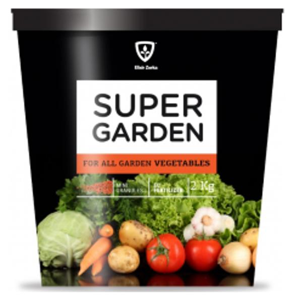 SG mēslojums dārzeņiem 2kg